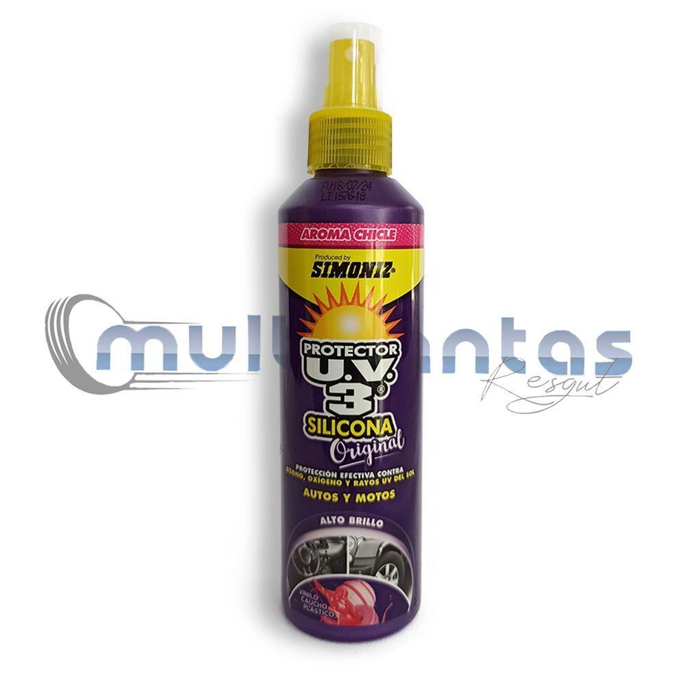 SILICONA SIMONI PROTEC UV3 200ML CHICLE